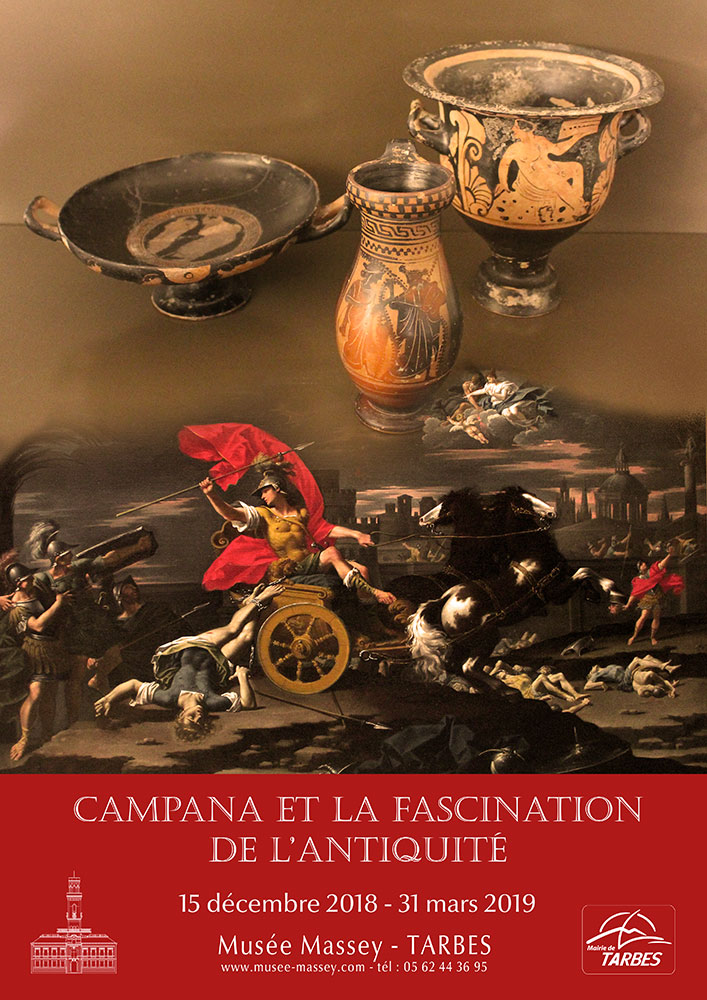 Campana et la fascination de l'Antiquité
